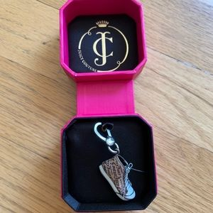 Juicy Couture Shoe Charm